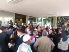 Agricultores deixam Ministério da Fazenda após invasão