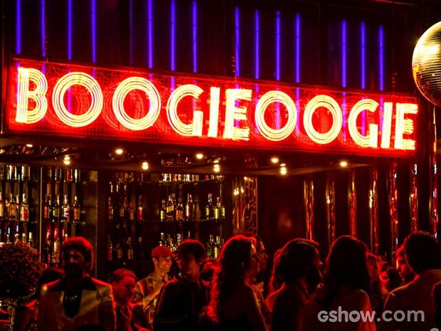 Trilha sonora será destaque em Boogie Oogie (Foto: Camila Camacho/TV Globo)