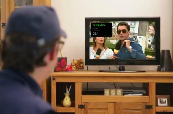 Sinal digital vai substituir o sinal analógico até 2018 (Foto: Reprodução/TV TEM)