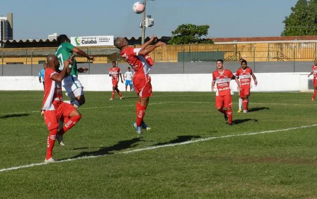Cuiabá x CRB Série C do Brasileiro (Foto: Assessoria/Cuiabá Esporte Clube)