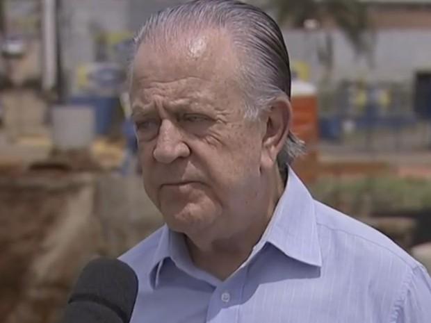 Luiz Gonzaga é ex-prefeito de Tatuí e foi condenado por improbidade (Foto: Reprodução/ TV TEM)