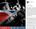 """Após explosão em Manchester, Dana White se solidariza: """"Coração partido"""""""