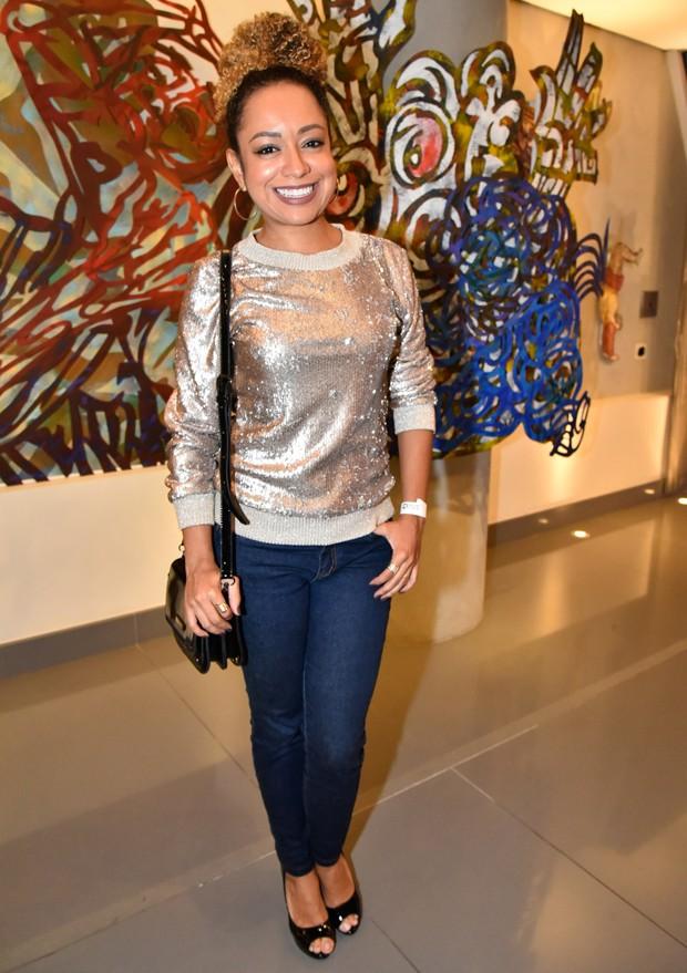 Aretha Oliveira (Foto: AgNews)