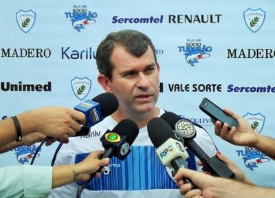 Claudio Tencati Londrina (Foto: Pedro A. Rampazzo)