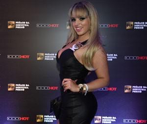 Angel Lima diz que fazer pornô dá prazer, mas há toda uma produção e profissionalismo que pode atrapalhar quem não tem experiência (Foto: Divulgação/Pip 2014)