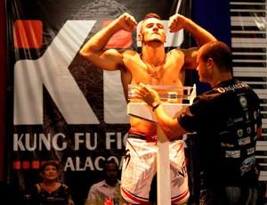 Pesagem kung fu (Foto: Divulgação)