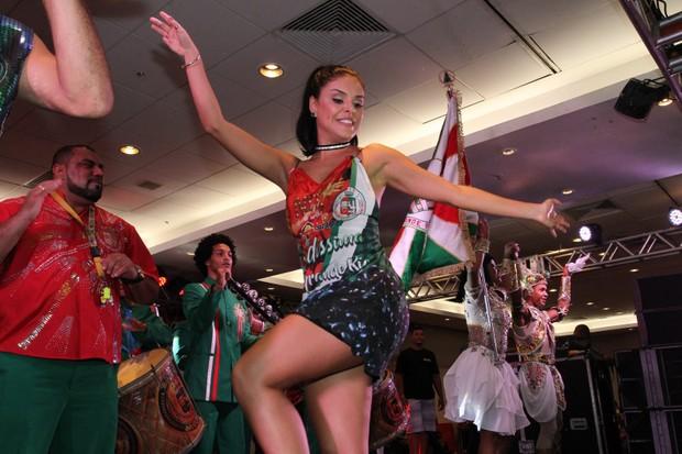Paloma Bernardes (Foto: Brazil News)