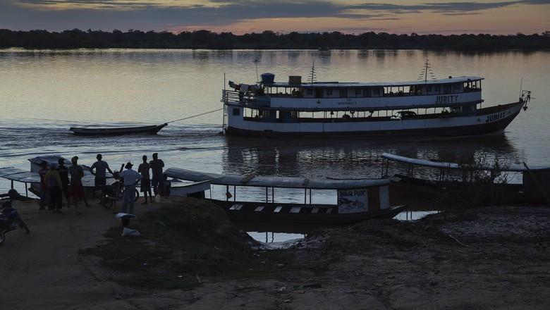 São Francisco-rio (Foto: Lalo de Almeida)