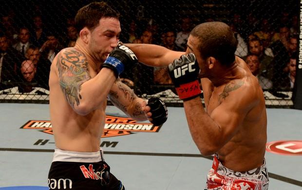 UFC 156 Jose Aldo e Frankie Edgar (Foto: Agência Getty Images)