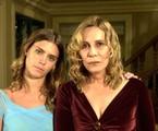 Carolina Dieckmann e Renata Sorrah em 'Senhora do destino' | João Miguel Júnior/ TV Globo