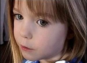 A menina britânica Madeleine McCann. (Foto: PA)