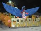 Escolas de samba animam carnaval em Campo Grande nesta terça-feira