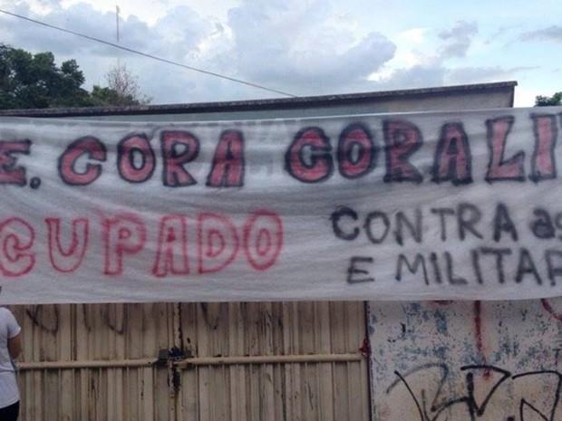 Colégio Cora Coralina em Goiânia, Goiás (Foto: Divulgação)