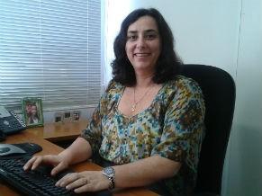 Maria Gomes Unesco (Foto: Divulgação)