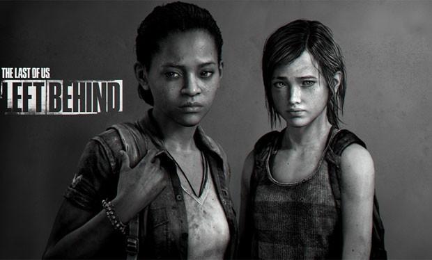 Riley (à esq.) e Ellie são as personagens do primeiro DLC de 'The Last of Us' (Foto: Divulgação/Sony)