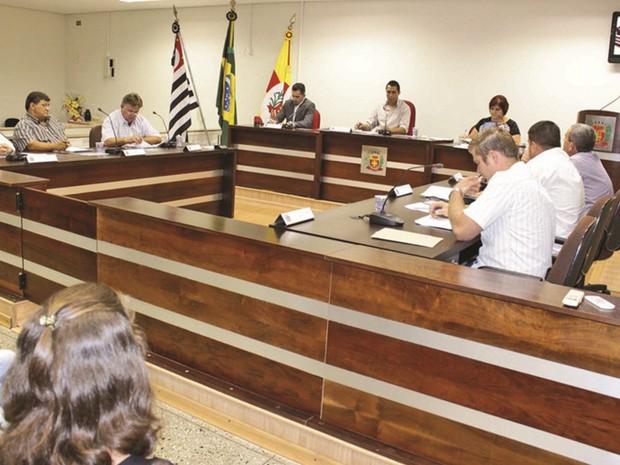 Vereadores da Câmara de Saltinho poderão ganhar salário mínimo a partir de 2017 (Foto: Divulgação/Câmara de Saltinho)