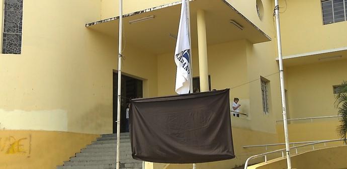 Lyceu Paraibano, professor Tibério Barreto, Auto Esporte, Paraíba, João Pessoa (Foto: Reprodução / TV Cabo Branco)