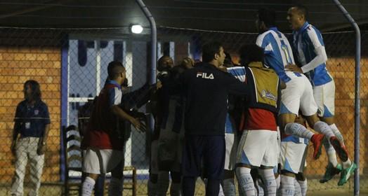 bafo de leão (Jamira Furlani/Avaí FC)