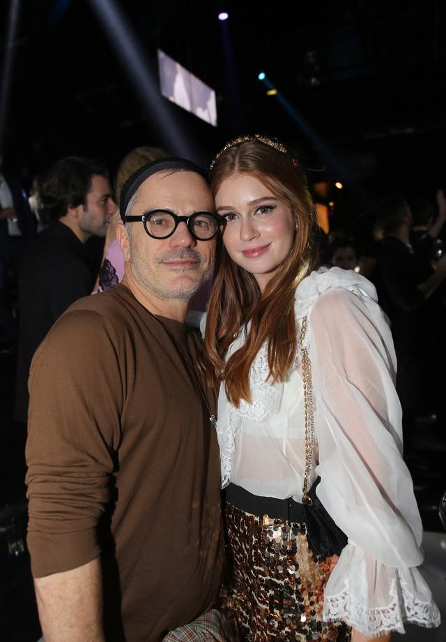 Marina Ruy Barbosa e Giovanni Bianco (Foto: Cortesia Dolce & Gabbana)