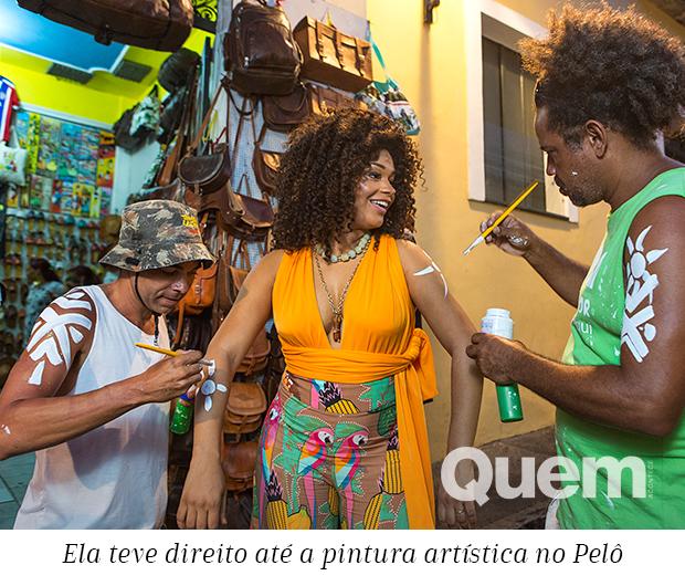 (Foto: Ricardo Cardoso/ Ed. Globo)