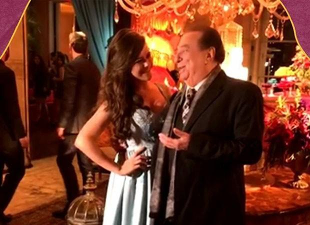 Maisa e Raul Gil (Foto: Reprodução/Instagram)
