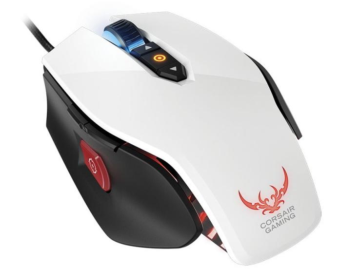 Mouse tem visual arrojado e oito botões customizáveis (Foto: Divulgação)