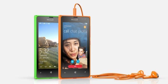Lumia 532 tem melhor desempenho que oponente (Foto: Divulgação)