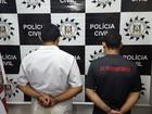Presa dupla suspeita de tentar matar adolescente a mando de preso no RS