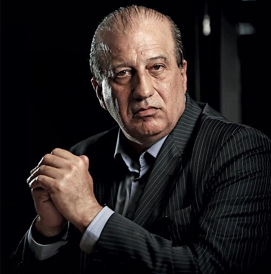 O ministro Augusto Nardes em seu gabinete (Foto: Adriano Machado/ÉPOCA )