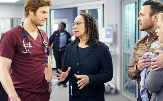 "Chicago Med - ""Lock It Down"" (14Ep3T)"
