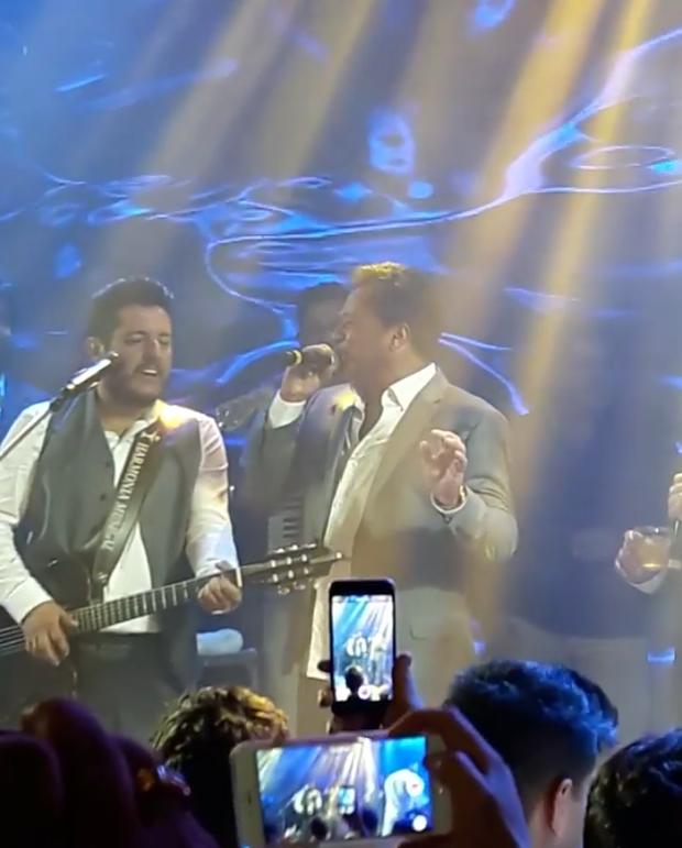 Sertanejos cantam no casamento de Gusttavo Lima e Andressa Suita (Foto: Reprodução/Instagram)