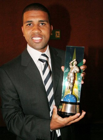 Leandro, Palmeiras, arquivo (Foto: Divulgação)