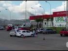 Incêndio causa explosão e deixa três feridos na UPA de Ceilândia