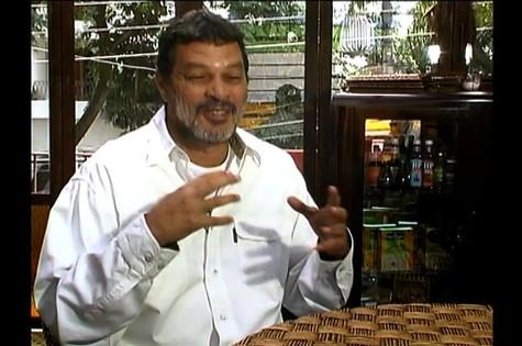 Sócrates: um dos entrevistados para a atração da HBO (Foto: Reprodução)