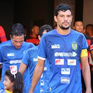 Édson Rocha zagueiro Nacional-AM (Foto: Divulgação/Nacional)