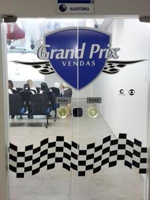 Grand Prix de Vendas TV Clube (Foto: frame)