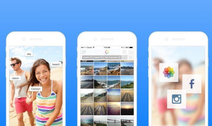 Organize as imagens no seu gadget com a ajuda do PhotoTime (Foto: Divulgação/AppStore)