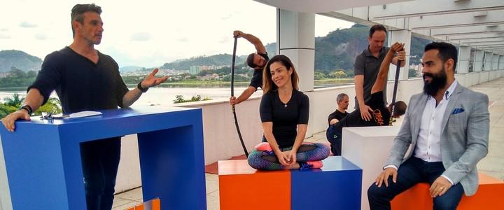 Programa Eu Atleta mostra como emagrecer com saúde (Igor Christ)