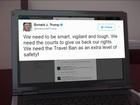 Trump diz que Estados Unidos farão de tudo para ajudar o Reino Unido