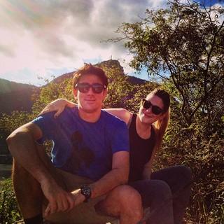 Adnet  e Dani Calabresa (Foto: Reprodução/Instagram)