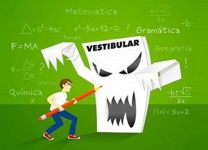arte vestibular (Foto: Malhação/TV Globo)