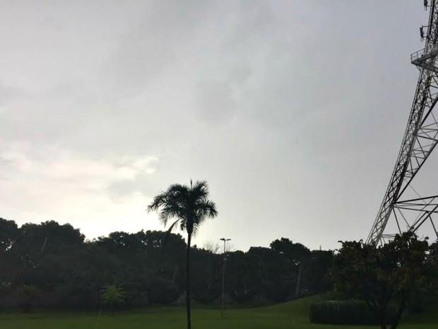 Previsão é de chuva nos próximos dias em MS (Foto: Graziela Rezende/G1 MS)