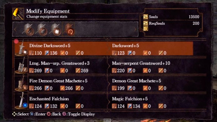 Dark Souls: saiba como encantar armas no game para PC, PS3 e
