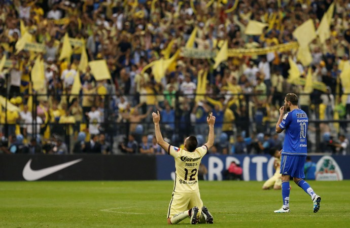 América do México campeão Champions da Concacaf (Foto: Reuters)