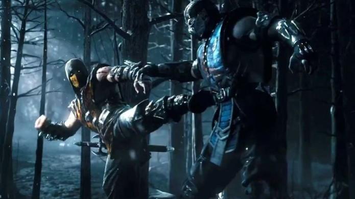 Mortal Kombat X chega em 2015 (Foto: Divulgação) (Foto: Mortal Kombat X chega em 2015 (Foto: Divulgação))