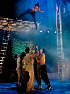 Priemeira edição do Festival Internacional de Circo (Foto: Divulgação / Festival Internacional de Circo)