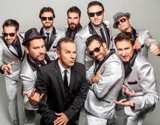 Banda Big Time Orchestra  (Foto: Divulgação)