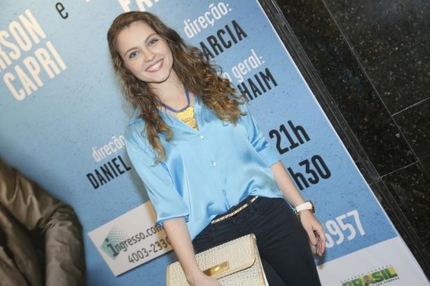 Cecília Dassi (Foto: Roberto Filho/ Ag.News)