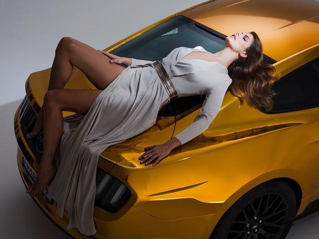 Ford Mustang GT Gold (Foto: Divulgação)