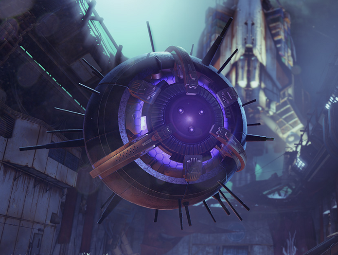 Servitor, tidos como os deuses dos Fallen (Foto: Reprodução / Eurogamer.net)